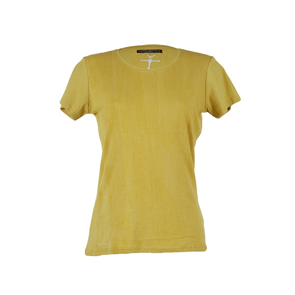 6a30f8ab0b456 Tee shirt femme jaune   Traversee montbeliard