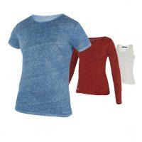 Notre gamme de vêtements
