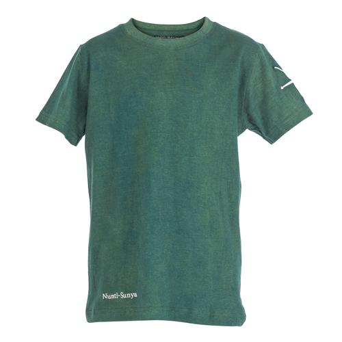 Mens Hemp Green T-shirt